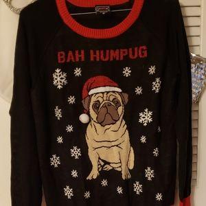 Bah humpug sweater